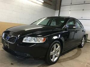 2011 Volvo S40 T5  High Pressure Turbo Powered.