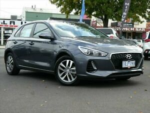 2019 Hyundai i30 Active Grey Sports Automatic Hatchback South Geelong Geelong City Preview