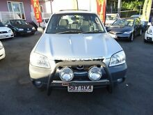 2004 Mazda Tribute Classic Silver 4 Speed Automatic 4x4 Wagon Greenslopes Brisbane South West Preview