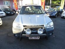 2004 Mazda Tribute Classic Silver 4 Speed Automatic 4x4 Wagon Coorparoo Brisbane South East Preview