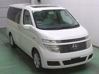 NISSAN ELGRAND E51 AUTO 4X4 TWIN SUNROOFS * LOW MILEAGE * OVER 200 CARS IN STOCK