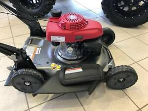 Honda HRS Lawn Mowers - Mulch and Side Discharge - Power Event Sale $389.00