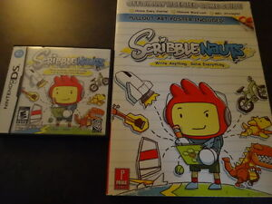Scribblenauts Game and Game Guide