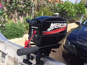 BRAND NEW 2500 Dinghy with BRAND NEW 2.5HP Mercury Joondalup Joondalup Area Preview