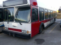 1998 Orion Low Floor Bus