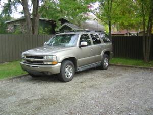 Chevrolet Tahoe   Z- 71  ( Yukon ) 2002