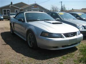2001 Ford Mustang GT Convertible Mint Condition!!