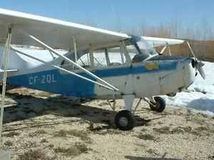 Antique Airplane Restoration Project