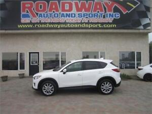 2015 Mazda CX-5 GT  -  AWD   Sunroof   Leather