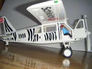 Collectible Toy Plastic Cargo Plane for sale..