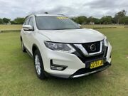 2017 Nissan X-Trail T32 Series II ST-L X-tronic 2WD Ivory Pearl 7 Speed Constant Variable Wagon South Grafton Clarence Valley Preview
