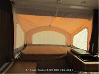 Why Rent...Economical Clipper Tent Trailer