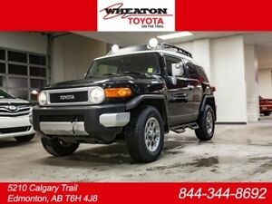 2013 Toyota FJ Cruiser C Package, Remote Starter, Side Steps, Ro
