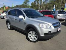 2009 Holden Captiva CG MY09 LX (4x4) Silver 5 Speed Automatic Wagon Southport Gold Coast City Preview