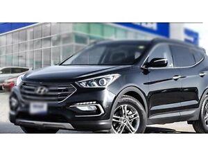 2017 Hyundai Santa Fe Sport Sport SE AWD *Lthr