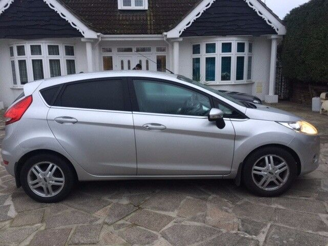 Ford Fiesta - Up for a Quick Sales