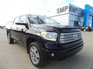 2014 Toyota Tundra Platinum, leather, sunroof, nav, new tires, S