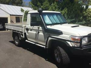 Toyota Land Cruiser Ute Drop Side Tray Leschenault Harvey Area Preview
