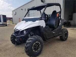 2017 YAMAHA WOLVERINE R-SPEC VERY LOW KM! MINT AND LOADED