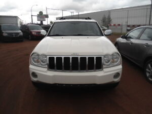 2005 Jeep Grand Cherokee Limited SUV-4X4-DVD PLAYER-SUNROOF