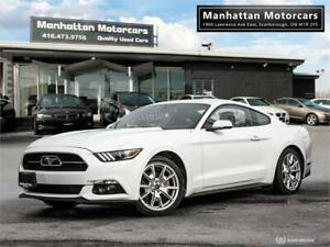 2015 FORD MUSTANG SPORT 6 SPEED |NAV|CAMERA|LEATHER|NOACCIDENT