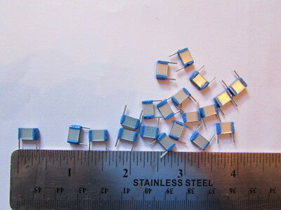 B32510-03333-j Siemens .033uf 5 250v Radial Metal Film Capacitors Qty 20pc