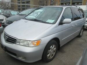 2004 Honda Odyssey EXL - Leather !!!