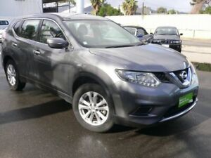 2016 Nissan X-Trail T32 ST X-tronic 4WD Gun Metallic 7 Speed Constant Variable Wagon Melrose Park Mitcham Area Preview