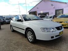 2002 Holden Commodore VY Executive White 4 Speed Automatic Sedan North St Marys Penrith Area Preview