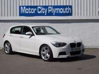 2013 13 BMW 1 SERIES 2.0 120D M SPORT 5D 181 BHP DIESEL