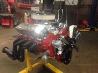 76 HIGH PERFORMANCE 454 7.4L WITH HOOKER HEADERS $8000 OBO