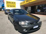 2006 Ford Falcon BF Mk II XR6 Grey 4 Speed Sports Automatic Sedan Armadale Armadale Area Preview