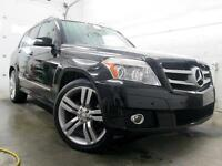 2011 Mercedes-Benz GLK350 4MATIC NAVIGATION CUIR TOIT PANOR