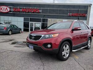 2013 Kia Sorento EX V6 Sold New By Us ONE OWNER