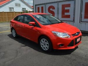 2013 Ford Focus SE 4dr Sedan