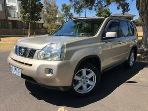 2008 Nissan X-Trail T31 ST-L Bronze 1 Speed Constant Variable Wagon