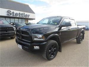 2014 RAM 2500 Laramie 4x4 DIESEL!  HEATED LEATHER! SUNROOF!