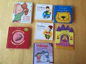 Board Books in French