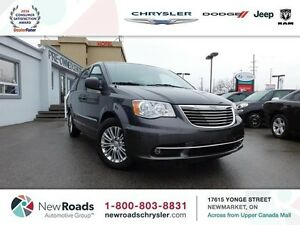 2016 Chrysler Town  Country 4dr Wgn Touring w/Leather
