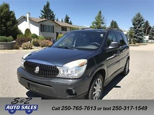 2005 Buick Rendezvous AWD ONLY 95000 km!