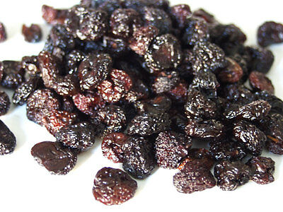 Natural Dried California Bing Cherries, 5 lb bag-Green Bulk