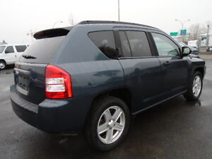 2007 Jeep Compass SPORT 4X4-SUNROOF-HEATED SEATS--REMOTE STARTER Edmonton Edmonton Area image 10