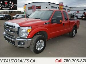 2011 Ford F-250 XLT 4X4 Extended Cab