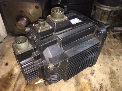 Yaskawa Ac Servo Drive Motor Sgmgh-30dca6c Used 60 Day Warranty