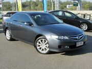 2007 Honda Accord MY06 Upgrade Euro Luxury Grey 5 Speed Sequential Auto Sedan Wacol Brisbane South West Preview
