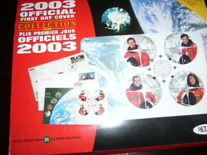 2003 Official First Day Cover Collection