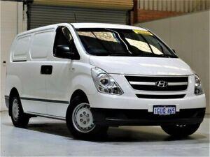 2010 Hyundai iLOAD TQ-V White 5 Speed Sports Automatic Van Yangebup Cockburn Area Preview
