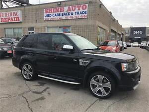 2011 Land Rover Range Rover Sport AUTOBIOGRAPHY-SUPERCHARGED-LOA
