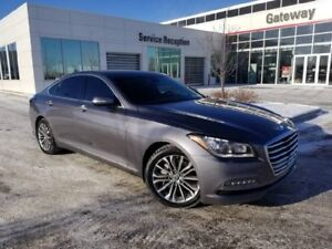 2015 Hyundai Genesis 4DR SDN TECH Navi, Backup Cam, Leather Heat
