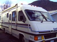 Mechanic's special Class A 33ft. Coachman motorhome